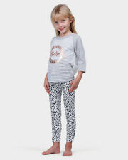 BNWT BILLABONG KIDS GIRLS BABY BLUES LEOPARD SPOT LEGGINGS (4) SOLD OUT STYLE