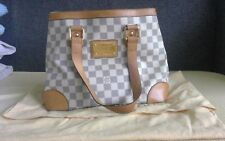 Louis Vuitton Hampstead Damier Azur PM, Pre-loved