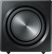 "Samsung - Sound+ 10"" 200W Wireless Powered Subwoofer - Black"