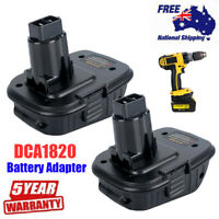for one piece New Dewalt DCA1820 18-20-Volt Li-Ion Battery Adapter for 18-Vol