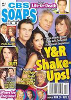 CBS Soaps In Depth Magazine April 7 2014 Daniel Goddard Christel Khalil