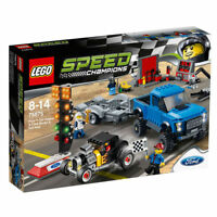LEGO Speed Champions 75875: Ford F-150 Raptor & Ford Model A Hot Rod