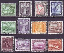 British Guiana 1938 SC 230-241 MH Set