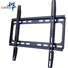 26''-55'' Screen Tv Wall Mount Flat Fixed Tv Bracket Flat Panel Tv Mount Holder