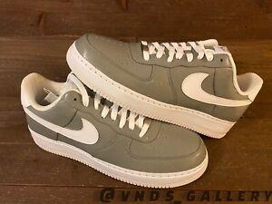 2008 Nike Air Force 1 Low Supreme I/O Slam Jam Gray 318931 012 Sz 14 New Mens