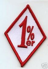 OUTLAW BIKER GANG RIDER JACKET PATCH COLLECTIONS: 1%er SUPPORT HOG OUTLAW RIDER