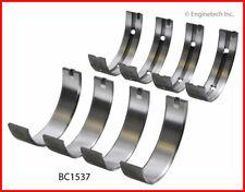 Engine Crankshaft Main Bearing Set-SOHC, Honda, 24 Valves ENGINETECH, INC.