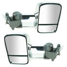 Towing Mirrors for LANDCRUISER 100 Series 1998-2007 Power W/O Side Turn Signal