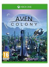 Aven Colony (XBOX ONE) BRAND NEW SEALED