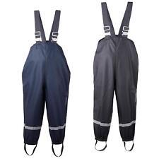 Didriksons Plaskeman Kids Waterproof Trousers New Season