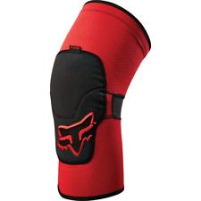 Fox Racing lanzar enduro rodilla protector rojo L