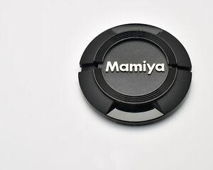 Genuine Mamiya 58mm Inside Squeeze Front Cap 645AF Japan Medium Format (#3191)