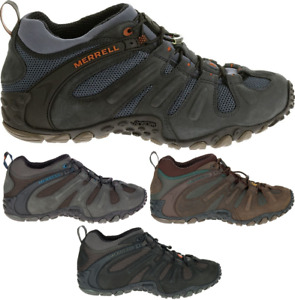 MERRELL Chameleon II Stretch Trekking Hiking Outdoor Trainers Shoes Mens New
