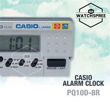 Casio Alarm Clock PQ10D-8R