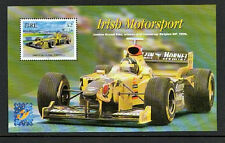 2001 FX33  BELGICA  EXHIBITION  MOTOR SPORT GRAND PRIX MINIATURE  SHEET SCARCE