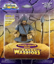 Goliath Spirit Warrior Action Figure NEW Tales of Glory 2 Piece Set