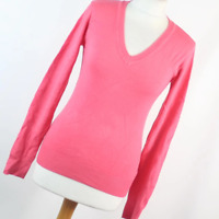 Atmosphere Pink Womens Jumper Size 8