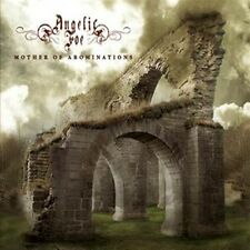 Angelic foe Mother of abominations CD DIGIPACK 2015