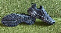 NIKE AIR ZOOM GIMME Golf ShoesTriple Black 875849-001 MSRP:$125 SIZE 8.5 NEW