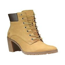 Timberland Allington 6in Lace Up Wheat Nubuck 7.5 Wide