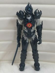"Power Rangers Rare Dino Super Charge Snide Villain 12"" Inch Figure Complete"