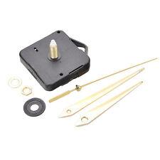 22mm Spindle Long Hands Quartz Wall Clock Movement Mechanism DIY Repair Part Set