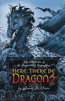 Owen, James A., Here, There Be Dragons (Imaginarium Geographica), Very Good Book