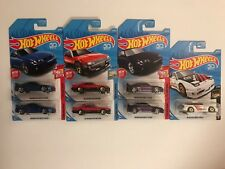 Hot Wheels Nissan Lot Of 7 180SX Skyline GT-R R33 Skyline R30 ^^PRICED TO SELL^^