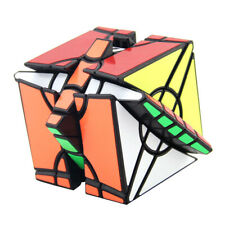3D Time Wheel Magic Cube Professional  Speed Cube Puzzle Twist Toy