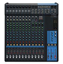 Yamaha MG16 Mixer Audio, Nuovo, Garanzia Italiana