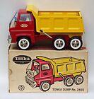 Tonka Dump Truck W/Box No 2465 Hauler Construction Collectors Grade 1970'S NIB
