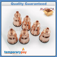 NEW 6Pcs Injector Sleeve Tube Copper 3183368 For Volvo D12/D13/16 Mack MP7/8/10