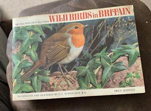 Brooke Bond Picture Cards Wild Birds In Britain Full Album