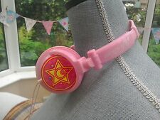 Bandai Sailor Moon Stereo headphone Kawaii cute