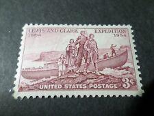 ETATS UNIS USA 1954, timbre 586, EXPEDITION LEWIS et CLARK, neuf**, VF MNH