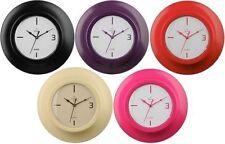Premier Housewares Round Wall Clocks