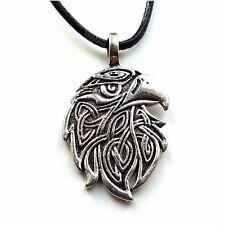 Viking Eagle Necklace Pendant Norse Nordic Talisman Vikings UK Seller