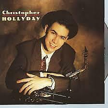 CD CHRISTOPHER HOLLYDAY NUOVO ORIGINALE