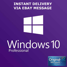 INSTANT WIN10 PRO 32 | 64-BIT GENE ACIVATION KEY LICENSE DOWNLOAD LINK