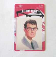 BUDDY HOLLY 9 Chinese Phone Cards