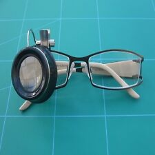 Watchmakers Clip On Eye Glass 10 X Magnification Free 1st Class Post