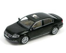 VW VOLKSWAGEN PASSAT BERLINE 2011 B7 BLACK SCHUCO 1/43
