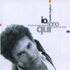 Claudio Baglioni - Io Sono Qui [New CD]