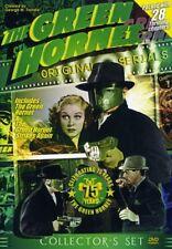 The Green Hornet: Original Serials Collector's Set [New DVD] Black & White, Bo