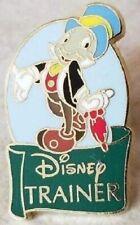Disney Jiminy Cricket Cast Exclusive Trainer pin