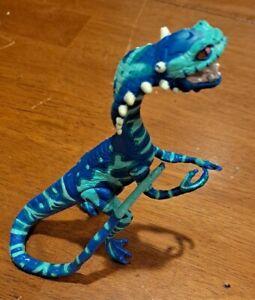 Vintage Playmates Atari Primal Rage Action Figure Blue Vertigo Dinosaur