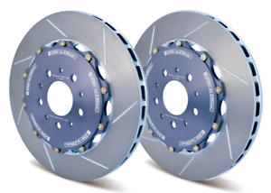 GiroDisc Front or Rear 2pc Floating Rotors for Ferrari 360/430