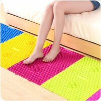 Reflexology Foot Massage Pad Toe Pressure .Mat 11*27cm Gift best