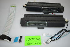 SAMSUNG LN40C530F1F SMALL PARTS REPAIR KIT SPEAKERS;LVDS CABLE