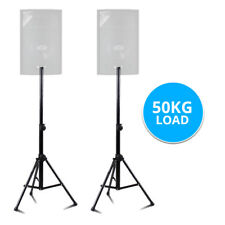 Stands for DJ PA Speakers Tripod Legs Foldable Mobile Strong Steel 50KG LOAD!!